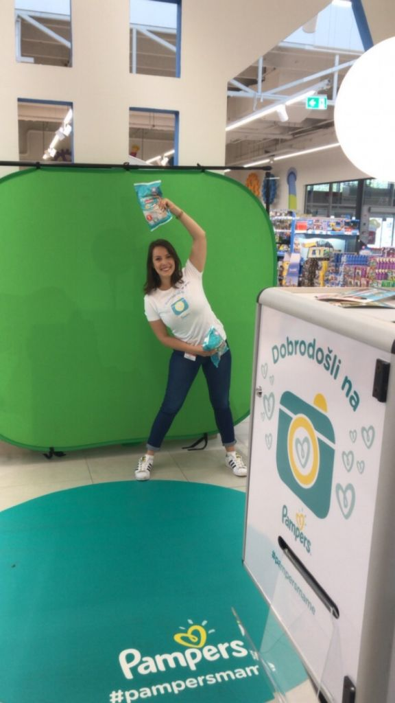 Pampers promocije